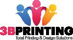 3BPrinting | Total Printing & Design Solutions logo